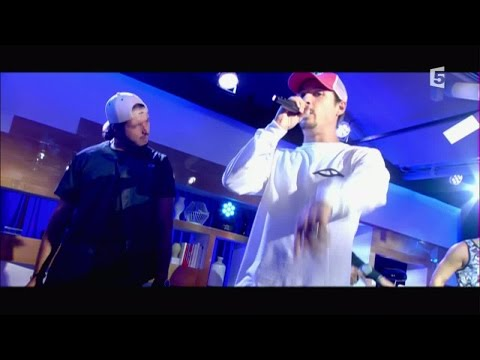 """Le Screw, en Live avec """"J'aurais pas dû"""" -  C à vous - 02/09/2016"""