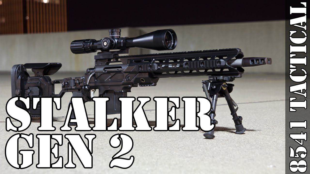 Drake Associates Stalker Gen 2 Rifle - Review