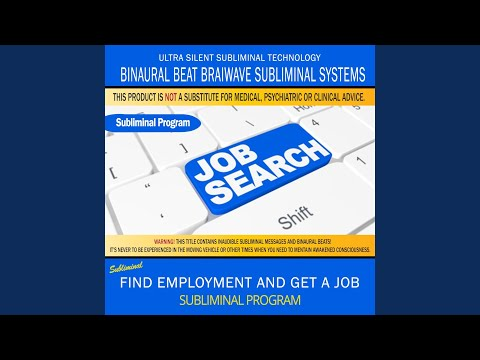 Find Employment and Get a Job