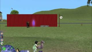Spring Rider Mod - Sims 2 Apartment Life