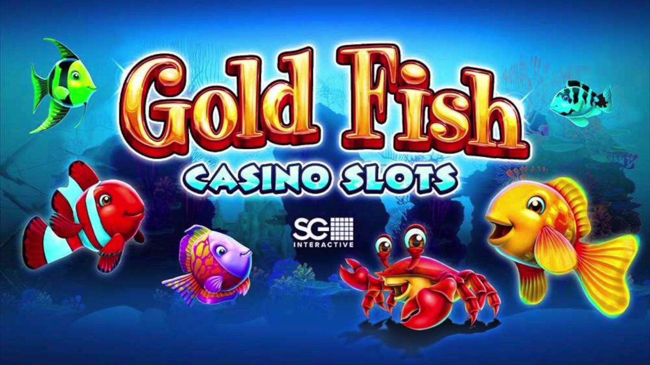 Goldfish Casino Slots Theme Youtube