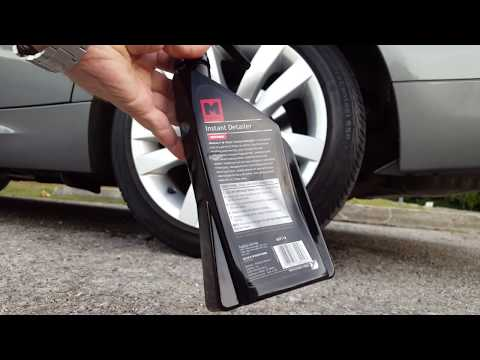 How To Prevent / Clean Brake Dust From Wheels by Hand Polish Applicator  [4K]