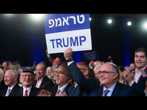 Trumpist Caller: Why Doesn't Every Jew Support Trump?