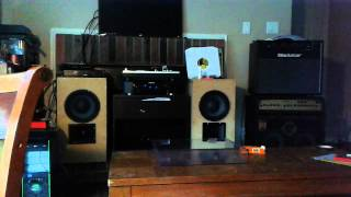 Hifi Diy Transmission Line Speakers