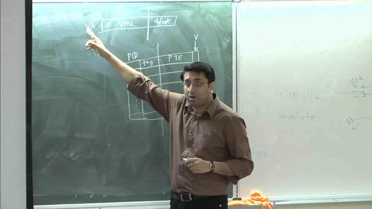 Mod-01 Lec-25 Virtual memory and caches
