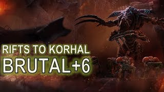 Starcraft II: Rifts to Korhal BRUTAL +6
