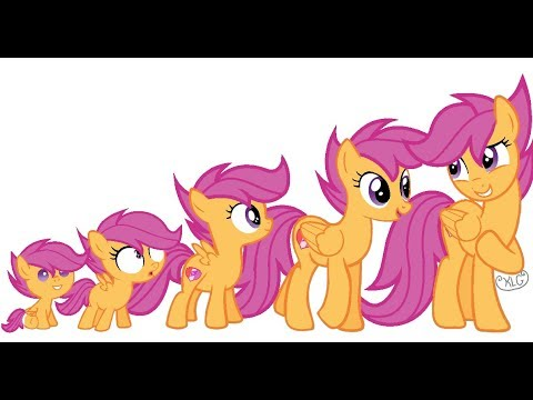 Request Scootaloo Baby To Adult Speedpaint Youtube She is basically a babs and scootaloo fusion. request scootaloo baby to adult