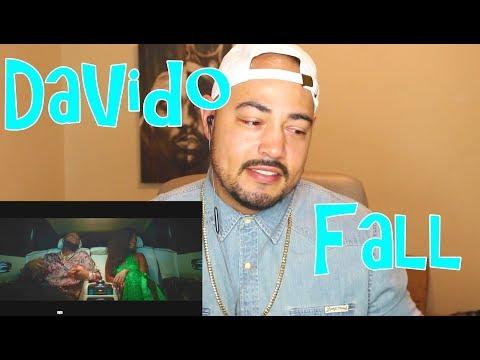 Davido - Fall Reaction