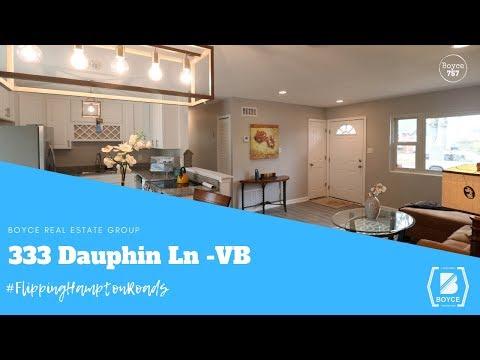 Flip#11 | Just Listed | 333 Dauphin Ln - Virginia Beach