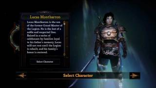 Dungeon Siege 3 - Part 1 Gameplay