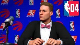 THE NBA DRAFT - NBA 2K20 My Player Career Part 4