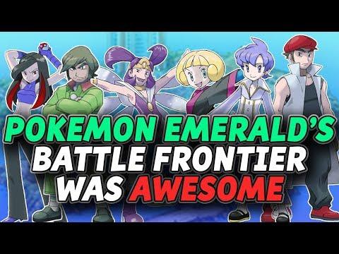 Pokemon Emerald's Battle Frontier Was AWESOME! (Hoenn Battle Frontier)