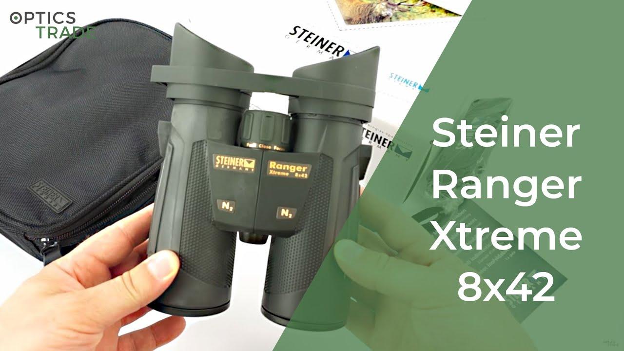 Steiner fernglas 8x42 xc : Steiner ranger xtreme binoculars review youtube