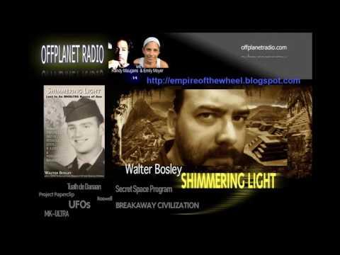 Walter Bosley Shimmering Light Standing In the Shadows of Strange1