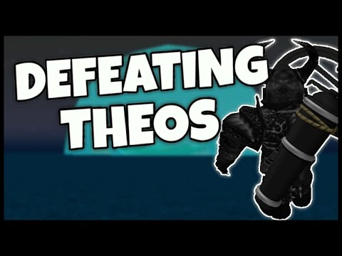 Roblox Arcane Adventures - Defeating Theos And Second Magic!