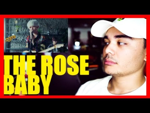 Free Download The Rose (더 로즈) - Baby Mv Reaction Mp3 dan Mp4