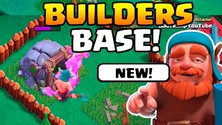 NEW! MASTER BUILDERS BASE & TROOPS :: Clash of Clans :: ONE MILLION LOOT IN ONE ATTACK!
