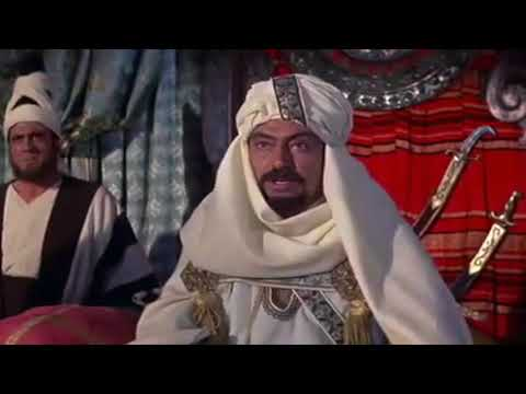 Francis encounters the Sultan, from Francis of Assisi (1961)