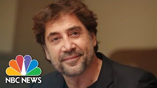 Actor Javier Bardem Speaks Out For Ocean Treaty | NBC News