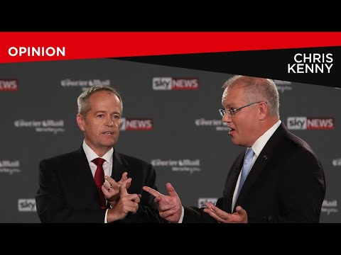 Shorten tried to trap Morrison as being 'anti-gay': Kenny