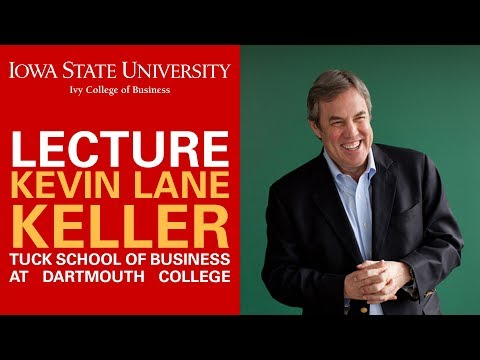 """""""Lessons In Building And Managing Strong Brands."""" – Kevin Lane Keller Of Dartmouth College"""