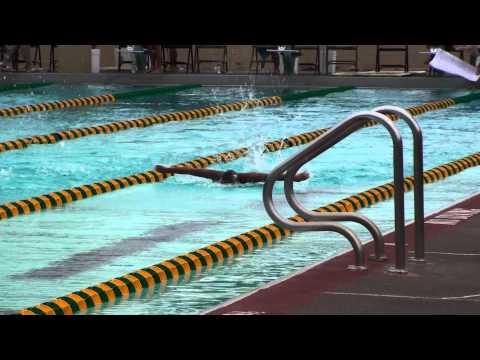BROOKE MING - 4-12-2014 - Kamehameha Swim Club - 50 Meter Butterfly