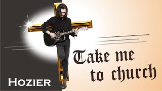 Hozier - Take me to church с переводом (Lyrics)