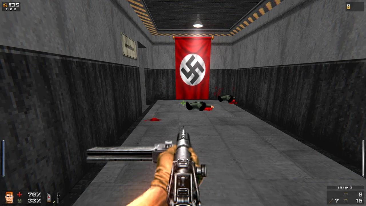 WolfenDoom: Blade of Agony Part 4