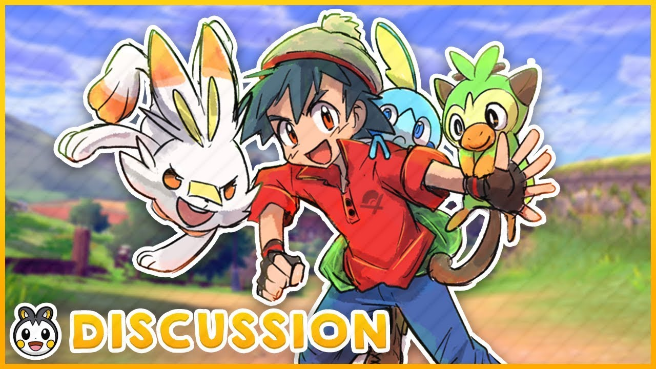Why Ash Will Travel In The Pokemon Sword And Shield Anime Gen 8