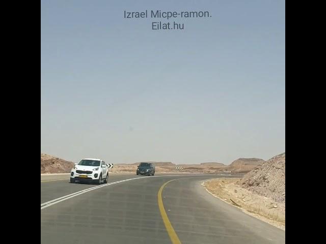 Izrael , Mitzpe-ramon , Eilat .hu