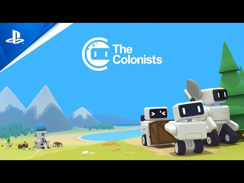 The Colonists - Gameplay Trailer | PS4