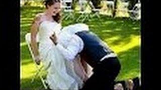 Rir - Casamento mais engraçado - 50 fotos de casamento super engraçado ||   Vídeo engraçado do casam