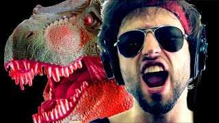 Watch Ninja Sex Party Dinosaur Laser Fight video