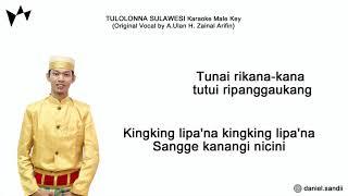 TULOLONNA SULAWESI Karaoke Male Key