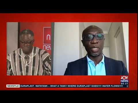 Guinea coup: Military did right thing by ensuring the overthrow of the regime - Prof. Appiagyei Atua