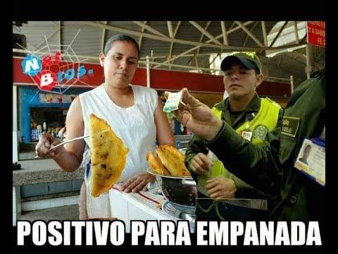 Los Mejores Memes Por Multa De Comer Empanadas