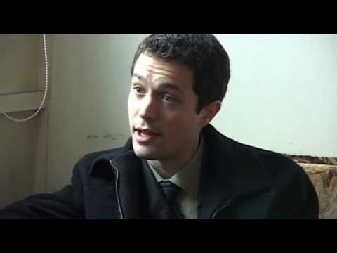 Christian Coulson  for Making of