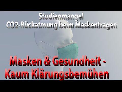 Thema für AfD und Querdenken - Wie Altmedien und Altparteien beim Thema CO2 Rückatmung täuschen