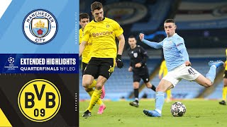 Manchester City vs. Borussia Dortmund: Extended Highlights | UCL on CBS Sports