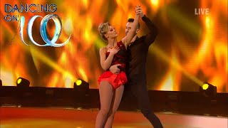 Whose Last Dance Is Disco Week? | Dancing On Ice 2018 thumbnail