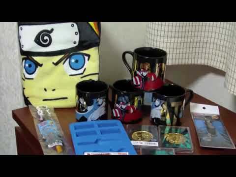 Naruto Shippuuden The Lost Tower Collection (TheTokyoKit)