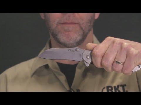 CRKT RASP Knife
