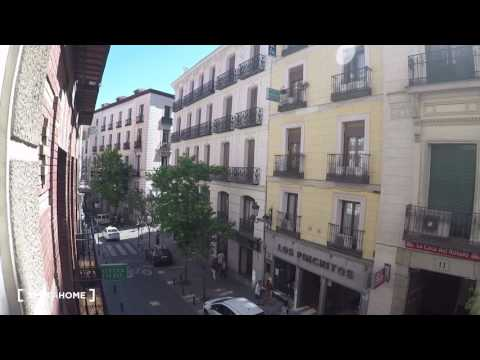 Rooms With Balconies For Rent In Luminous 11 Bedroom Apartment In Madrid... - Spotahome (ref 102046)