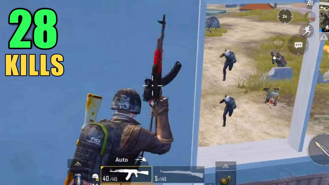MY NEW RECORD | 6 SQUADS WIPES | PUBG MOBILE