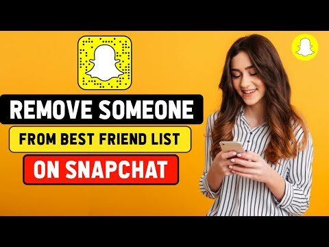 Вопрос: Как удалить друзей в Snapchat?