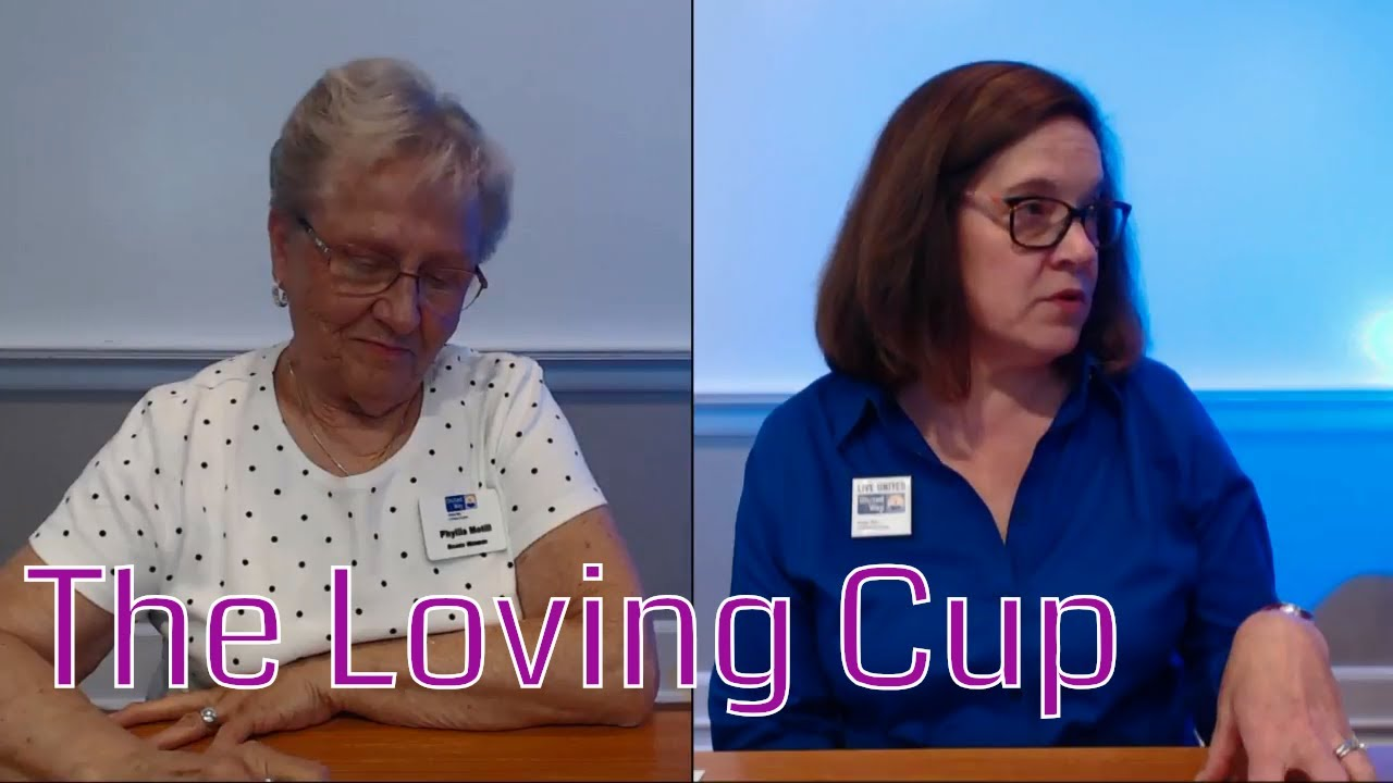 Lynne Doyle & Phyllis Motill of United Way of Seneca County .::. The Loving Cup 8/10/18