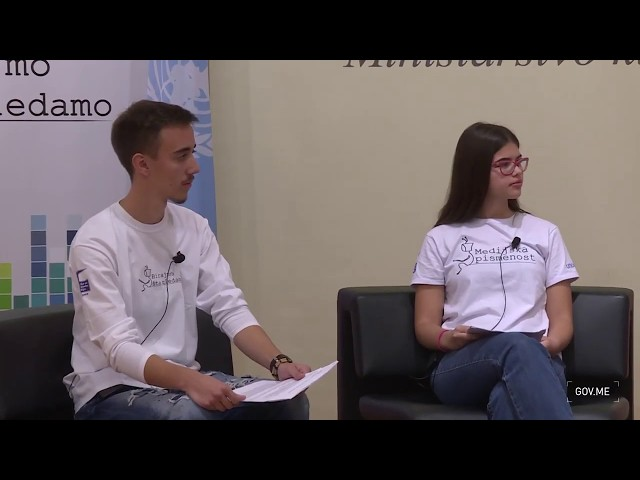 Mladi reporteri preuzeli Ministarstvo kulture - Pokrivalice