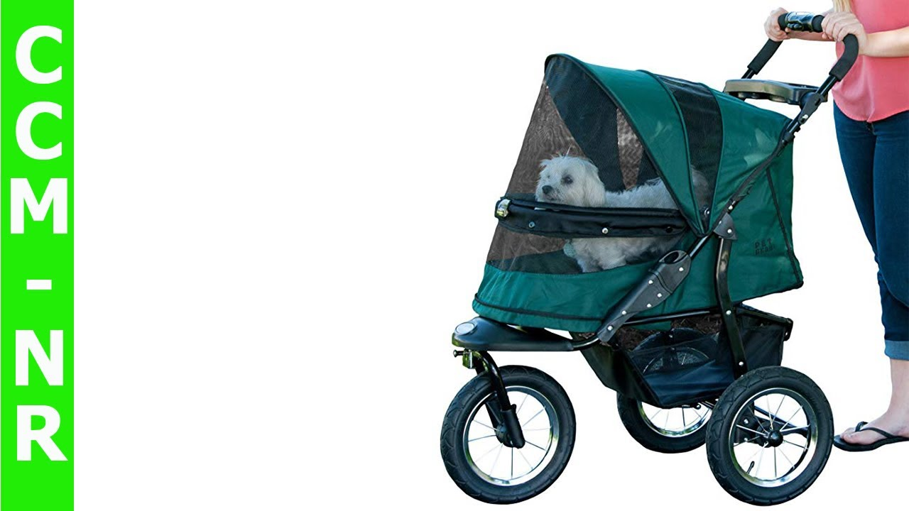 a5c8da174ab Pet Gear No Zip Jogger Pet Stroller for Cats or Dogs REVIEW 2018 ...