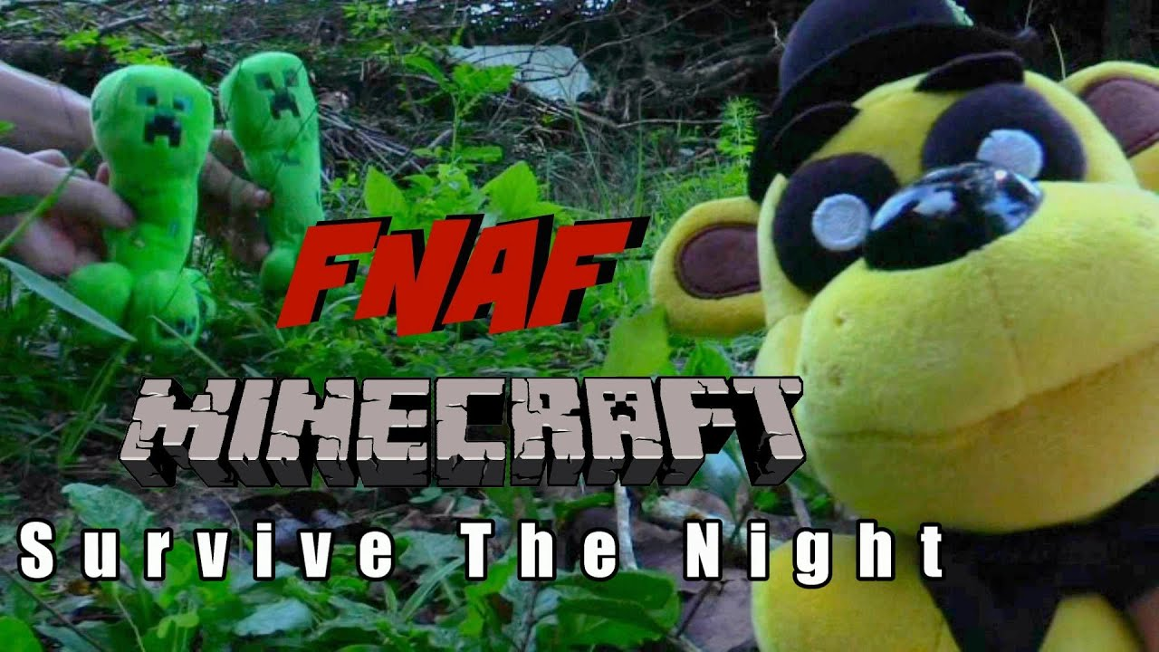 Download FNAF plush Minecraft 2 - Survive the Night