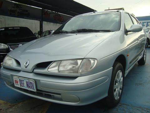Wonderbaarlijk Renault Megane 1998 - YouTube SE-77